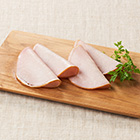 【Daily+】 国産豚ロースハムスライス 4枚